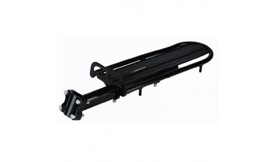 Багажник консольный  Longus AL черный