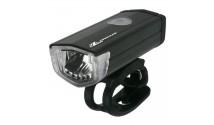 Свет передний Longus 3W LED, 3 функции USB 200lm