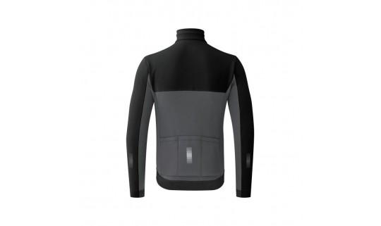 Велокуртка Shimano THERMAL, ветрозащитная ткань с водоотталкивающим покрытием