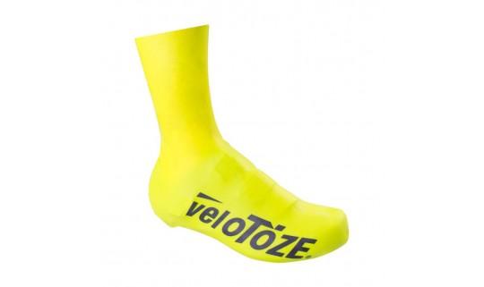 Бахилы VELOTOZE, неоново-желтые