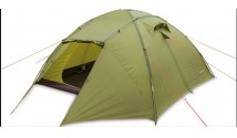 Палатка двухместная Pinguin Tornado 2 Green, 2-3 местная (PNG 123.2)