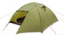 Палатка трехместная Pinguin Tornado 3 Green, 3-4 местная (PNG 123)
