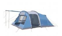 Палатка четырехместная Pinguin Interval 4 Blue, 4-местная (PNG 143.4.Blue)