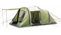 Палатка четырехместная Pinguin Interval 4 Airtube Green, 4-местная (PNG 143.4A.Green)