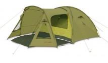 Палатка трехместная Pinguin Campus 3 Dural Green, 3-местная (PNG 145.3)