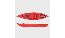 Каяк 1-местный SEAFLO SF-1004  Red