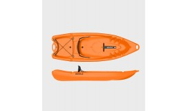Каяк 2-местный SEAFLO SF-2002 оранжевый