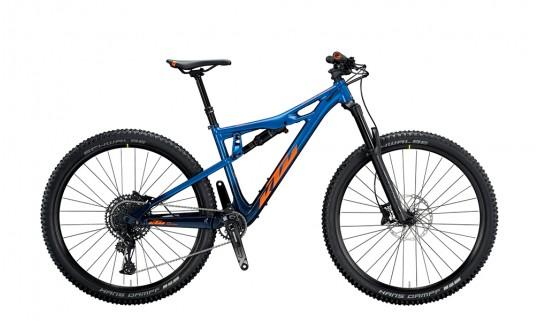 """Велосипед KTM PROWLER 292 29"""", сине-оражевый, 2020"""