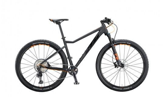 """Велосипед KTM ULTRA 1964 PRO 29"""", черно-оранжевый, 2020"""