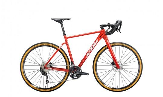 """Велосипед KTM X-STRADA 720 28"""", красно-белый, 2020"""