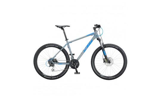"""Велосипед KTM CHICAGO DISC 29"""", серо-синий, 2020"""