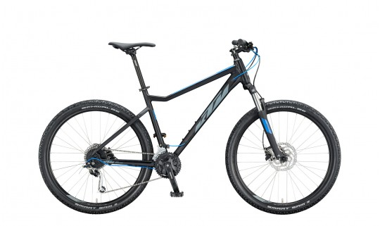 "Велосипед KTM ULTRA FUN 29"", черно-серый, 2020"