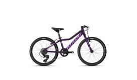"""Велосипед Ghost Lanao 20"""" AL W, фиолетовый, 2021"""