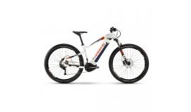 """Велосипед Haibike SDURO HardNine 5.0 i500Wh 10 s. Deore 29"""", бело-оранжево-синий, 2020"""
