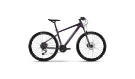 """Велосипед Haibike Seet 7 27.5"""" 24-G Acera, черно-титановый, 2021"""
