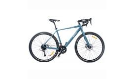 """Велосипед Spirit Piligrim 8.1 28"""", синий графит, 2021"""
