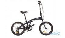 "Велосипед Spirit Urban 20"", тёмно-серый, 2021"