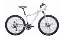 "Велосипед Trinx N106 26""x15.5"" White-Pink-Grey 2021"