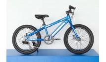 """Велосипед Trinx Junior 1.0 20"""" Blue-green-white 2021"""