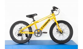 "Велосипед Trinx Junior 1.0 20"" Orange-black-white 2021"
