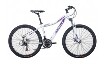 "Велосипед Trinx NaNa N106 26""x15.5"" White-Purple-Grey 2021"