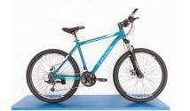 """Велосипед Trinx M116 26"""" Matt-Blue-White-Blue 2021"""