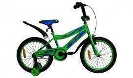 "Велосипед VNC 18"" Breeze, 1817-GS, Зеленый / Синий 9.5"""