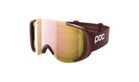 Маска горнолыжная POC - Cornea Clarity Lactose Red/Spektris Rose Gold, р.One (PC 403338215ONE1)