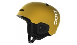 Шлем горнолыжный POC - Auric Cut Hafnium Yellow