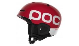 Шлем горнолыжный POC - Auric Cut Backcountry SPIN Bohrium Red