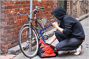 В Украине угонщику велосипедов дали пять лет тюрьмы