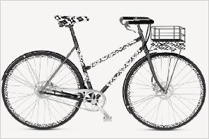 Louis Vuitton представил брендированный велосипед за $29 тысяч (видео)