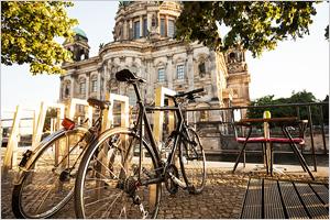 Город Берлин расширит велосеть до 3 тысяч километров