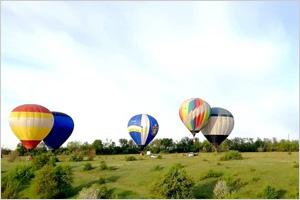 14 августа всех желающих ждут на Фестивале воздухоплавания в Магдалиновском районе