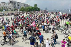 Велодень в Днепре пройдёт 30 мая