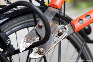 Из более 260 000 велосипедов, похищенных в Германии в 2020 году застрахованы 145000