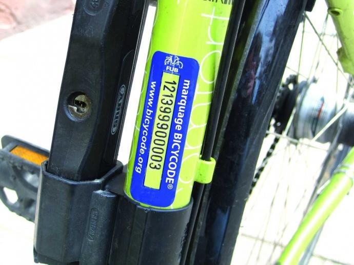 З 1 січня у Франції всі нові велосипеди будуть продаватися лише з ідентифікаційним номером