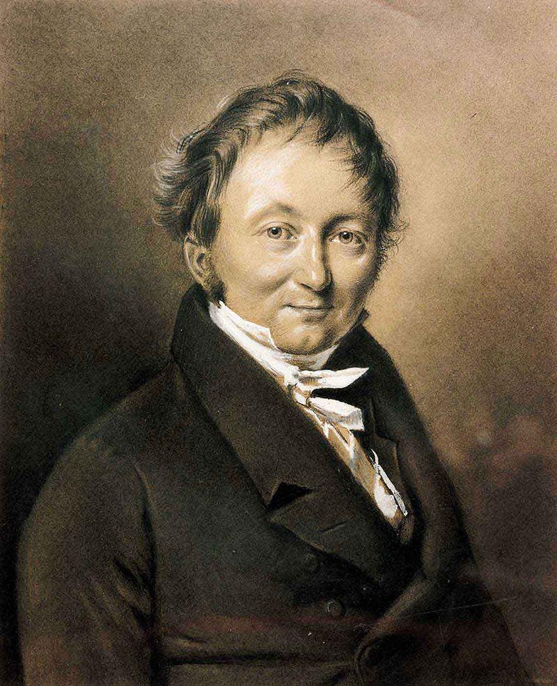 Немецкий барон Карл фон Дрез